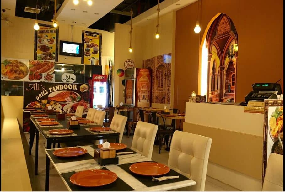 افضل مطاعم حلال في بانكوك