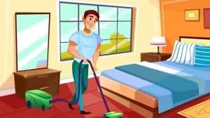 افضل مكنسة كهربائية لتنظيف السيراميك والسجاد والاستخدمات الأخرى