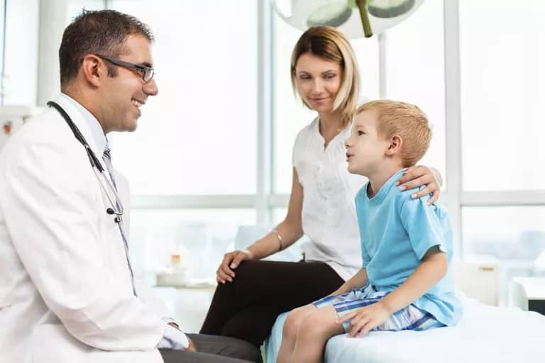 افضل دكتور اطفال في جدة