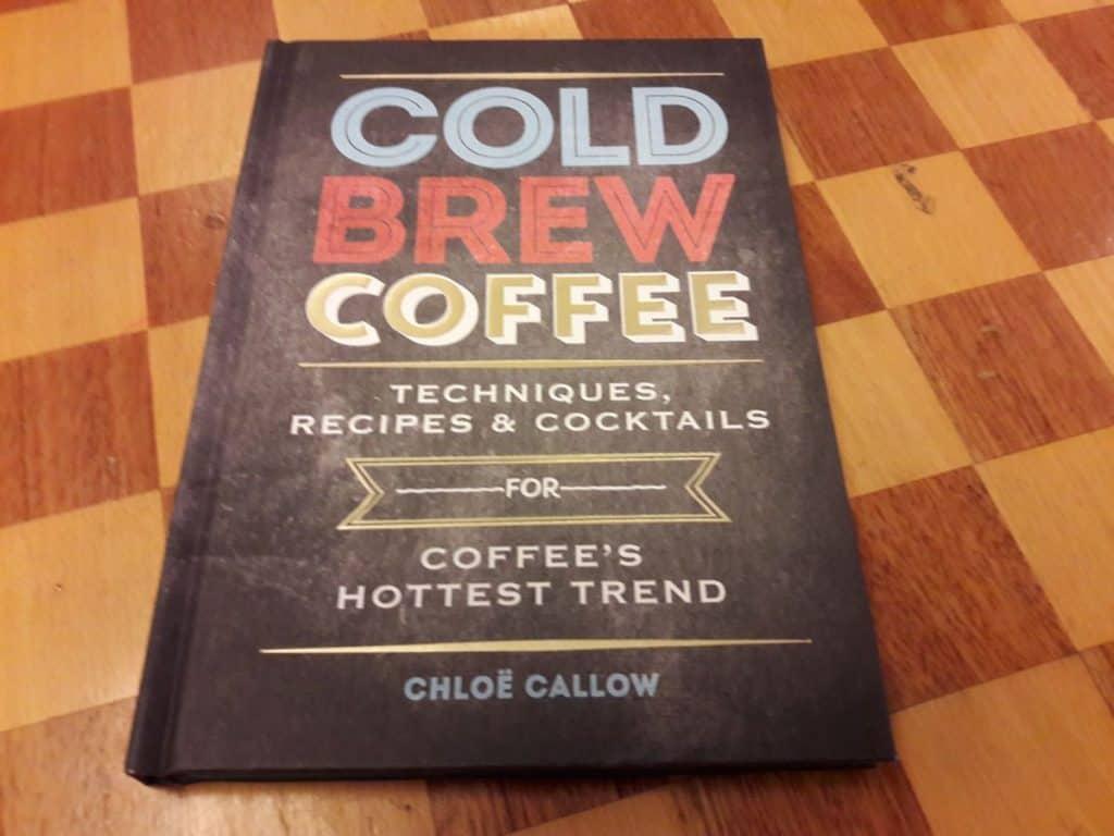 كتاب Cold Brew Coffee دليل القهوة الباردة
