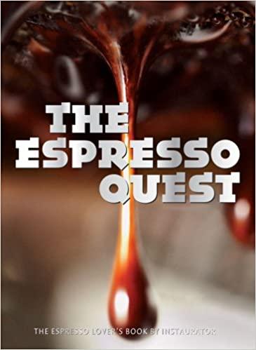 كتاب البحث في الإسبريسو The Espresso Quest