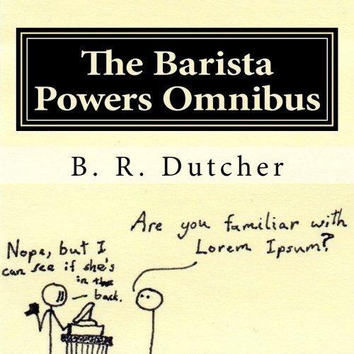 كتاب The Barista Powers Omnibus دليل قوى الباريستا