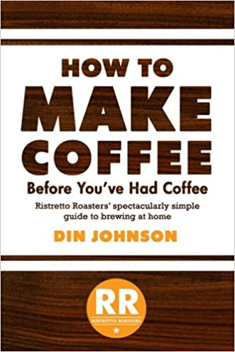 كتاب How to Make Coffee Before You've Had Coffee دليل تحضير القهوة