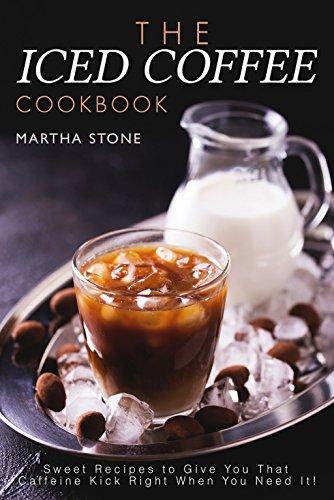 كتاب The Iced Coffee Cookbook دليل القهوة المثلجة