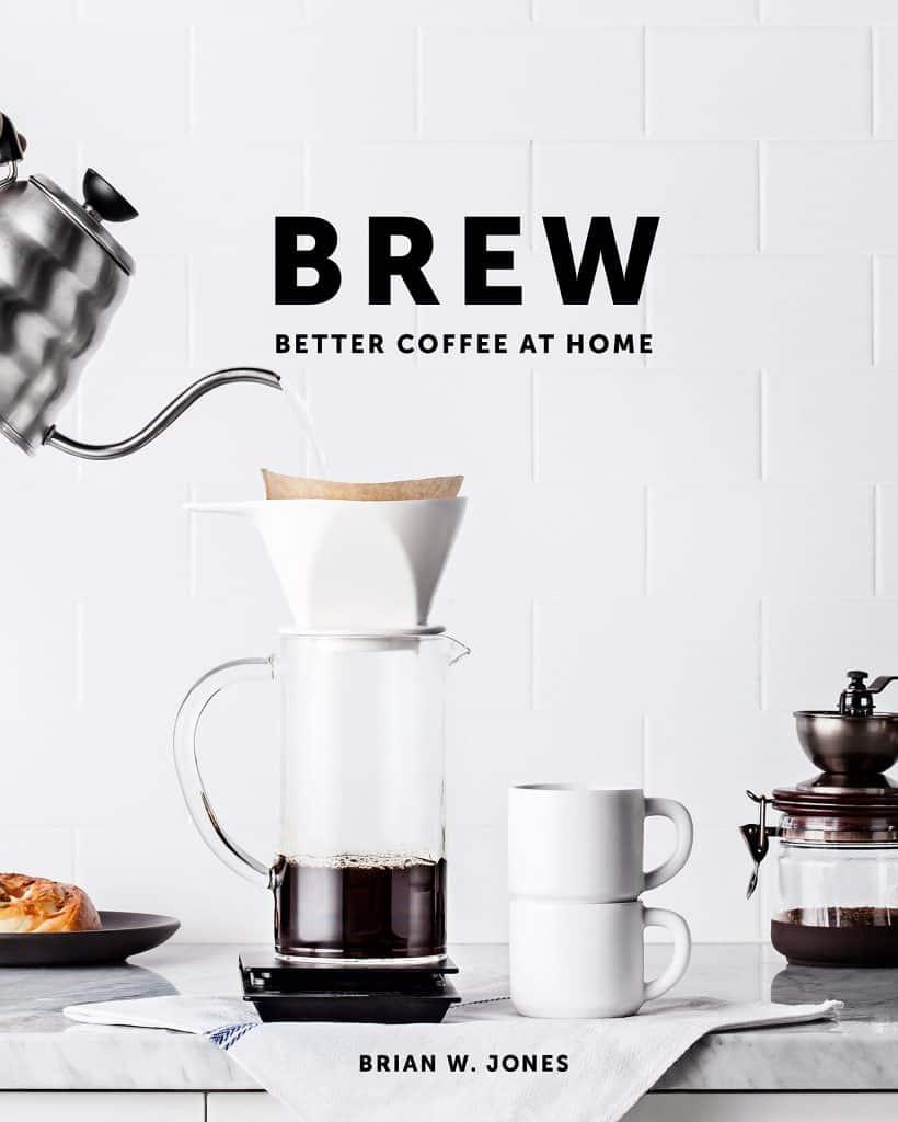 كتاب Brew من افضل الكتب عن القهوة