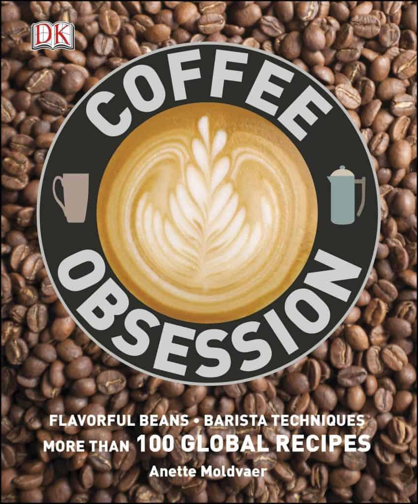 كتاب Coffee Obsession دليل مهووسي القهوة
