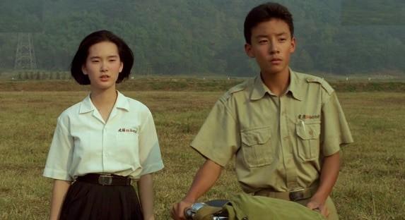 فيلم يوم صيفي أكثر إشراقًا (1991) A Brighter Summer Day افضل افلام التسعينات