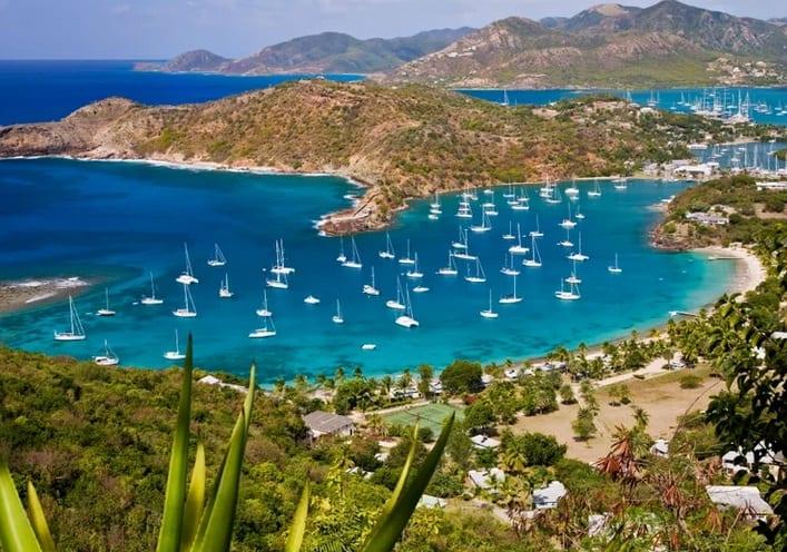 افضل جزر الكاريبي Antigua أنتيجوا