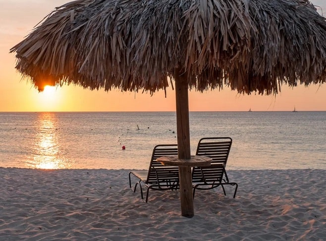 افضل جزر الكاريبي Aruba أروبا