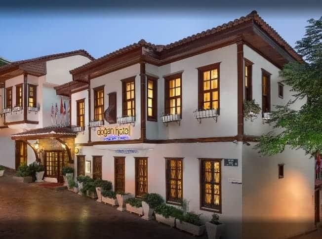 فندق دوجان Dogan Hotel افضل منتجعات انطاليا للعوائل