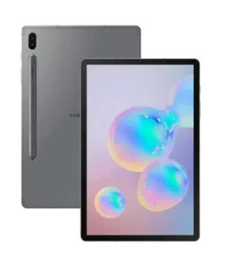 سامسونج جالكسي تاب إس 6 Samsung Galaxy Tab S6 من افضل أنواع التابلت