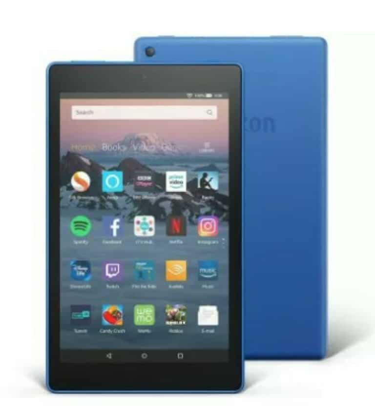 أمازون فاير إتش دي ثمانية Amazon Fire HD 8 2018