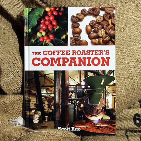 كتاب The Coffee Roaster's Companion by Scott Rao دليل تحميص القهوة