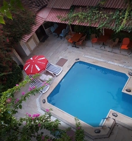 فندق كارياتيت Karyatit Hotel افضل منتجعات انطاليا للعوائل