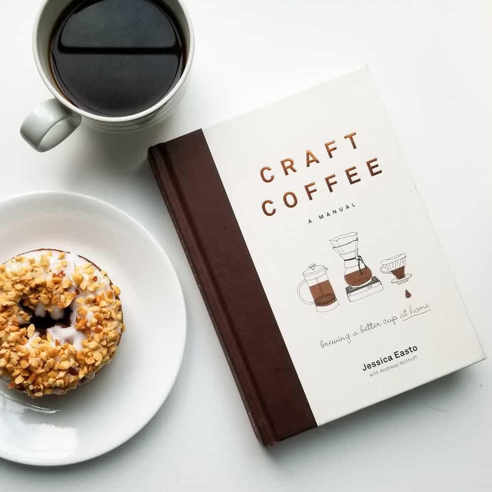 كتاب Craft Coffee افضل كتب الإسبريسو لعشاق القهوة والإسبريسو
