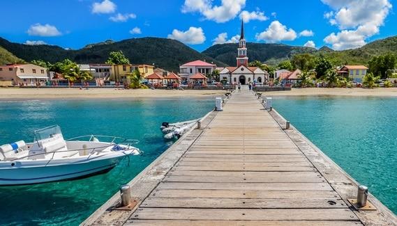 افضل جزر الكاريبي