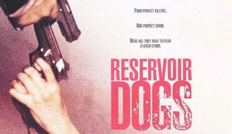 فيلم كلاب المستودع Reservoir Dogs