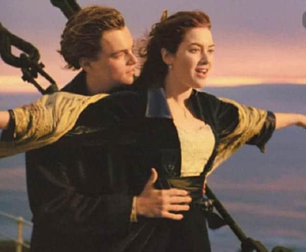 فيلم تايتانيك Titanic' (1997) افضل افلام التسعينات