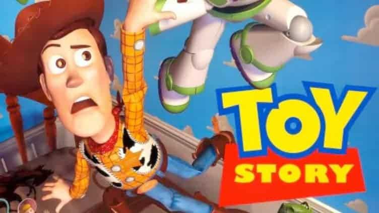 فيلم حكاية لعبة Toy Story