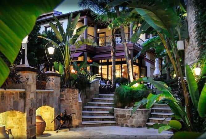 افضل منتجعات انطاليا للعوائل فندق توفانا Tuvana Hotel