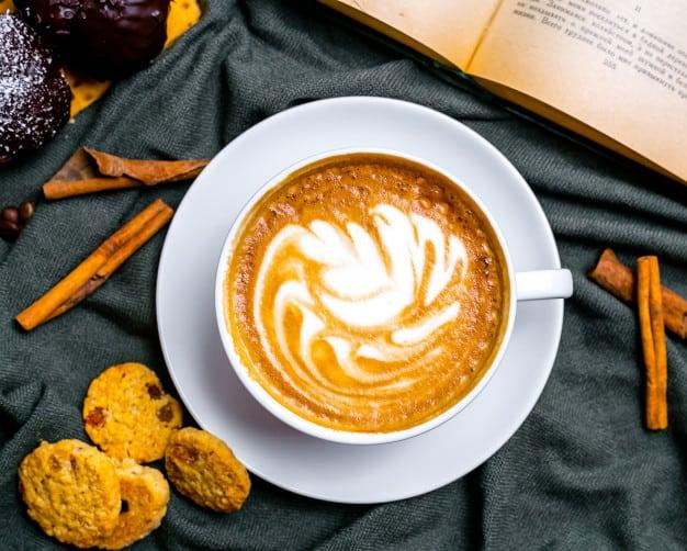 كتاب Cappuccino & Espresso دليل الكابتشينو والإسبريسو