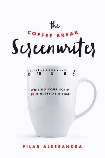 كتاب The Coffee Break Screenwriter  دليل إستراحة القهوة