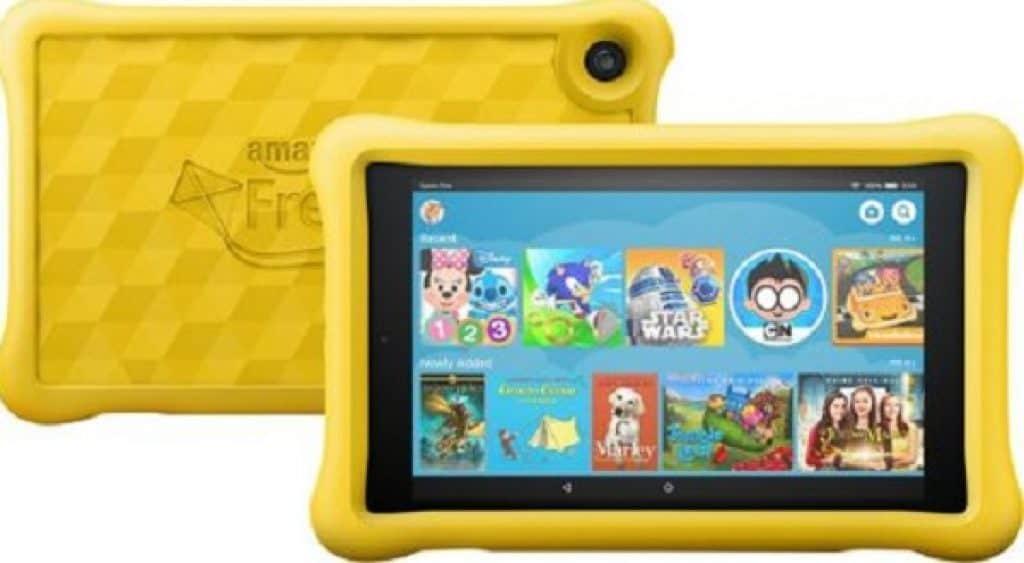 Amazon Fire 7 Kids Edition Tablet أمازون