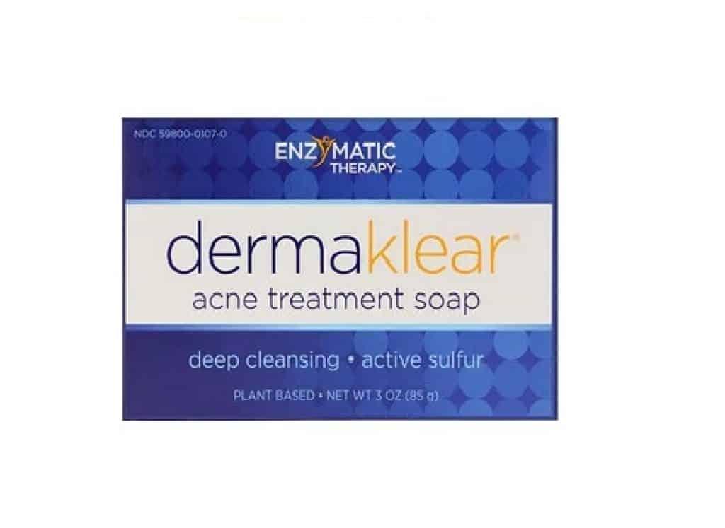 صابون علاج حب الشباب DermaKlear