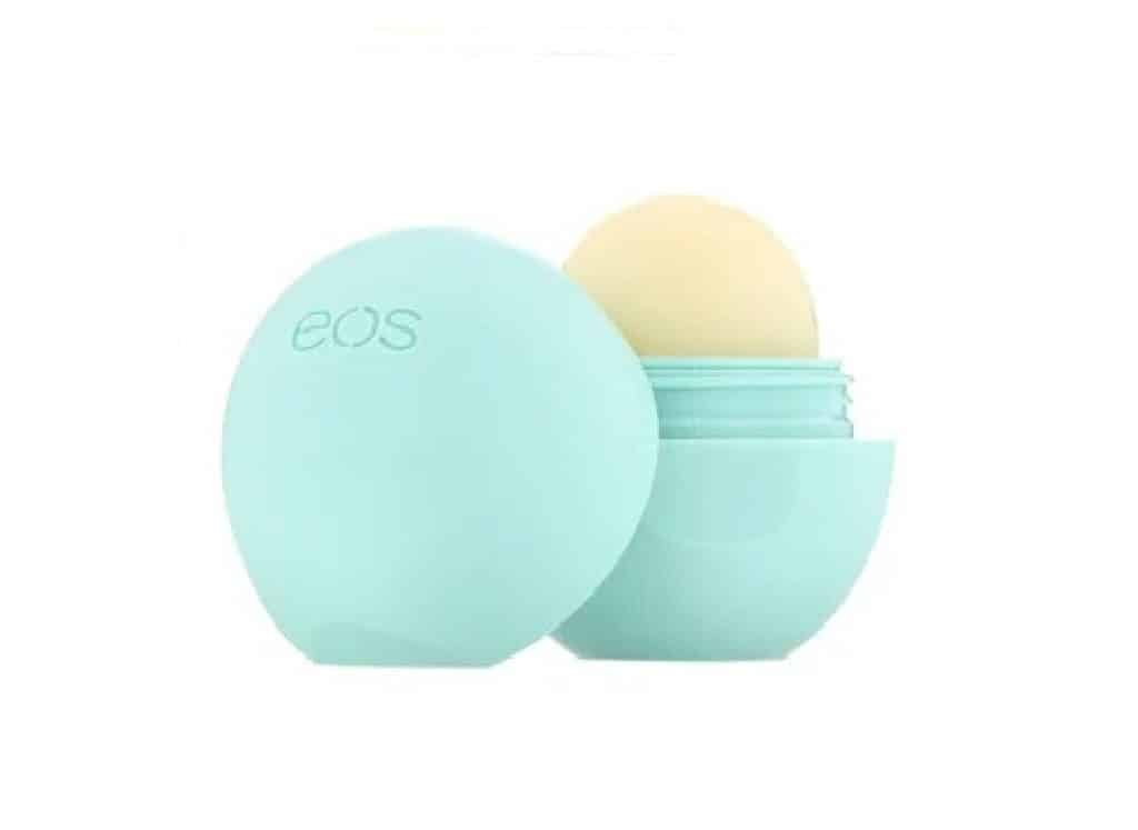 EOS مرطب الشفاه بالنعناع الحلو افضل منتجات اي هيرب للشفايف