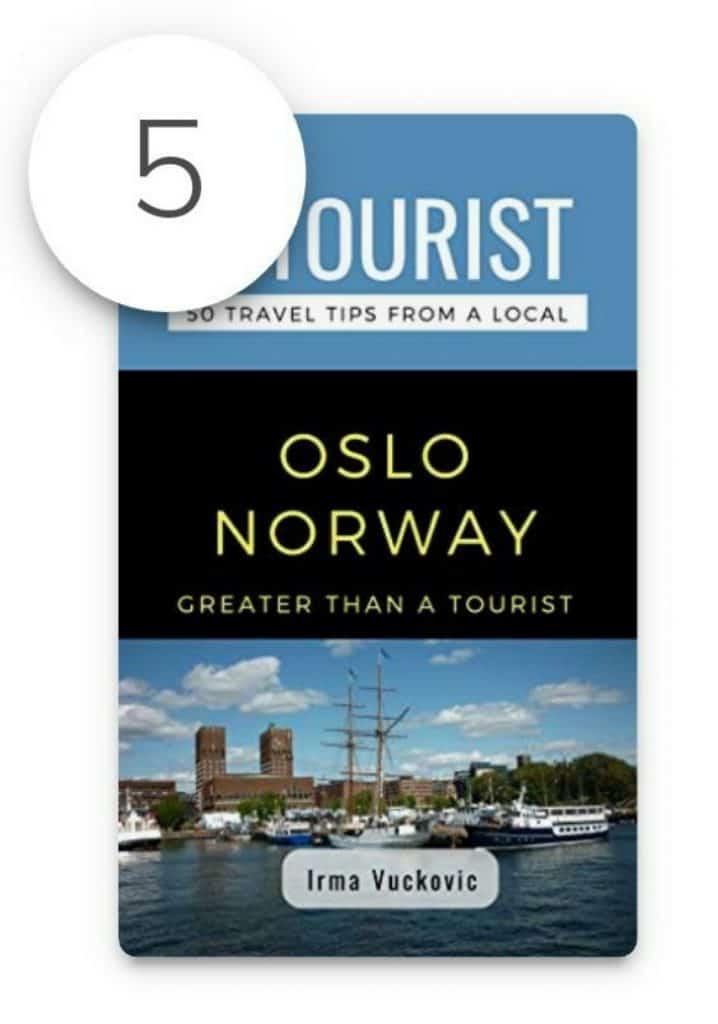 من أفضل كتب السفر للنرويج
