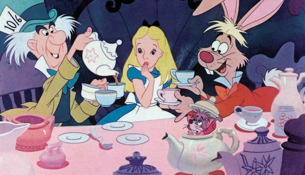 أليس في بلاد العجائب (1951). أفضل أفلام عائلية Netflix