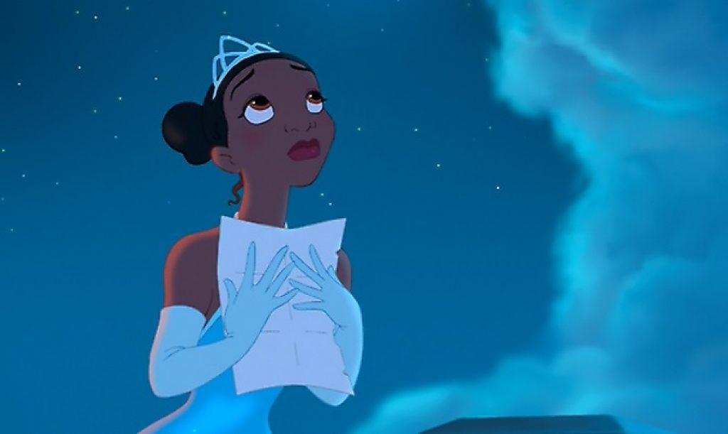 الأميرة والضفدع (2009) واحد من اشهر وافضل أفضل أفلام عائلية
