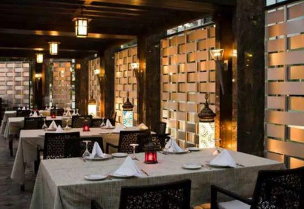 مطعم النافورة (Al Nafoorah)