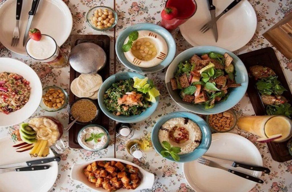 مطعم كَرْم بيروت (Karam Beirut)