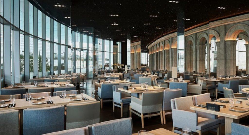 مطعم بيبابل bebabel يعتبر افضل مطعم لبناني في دبي
