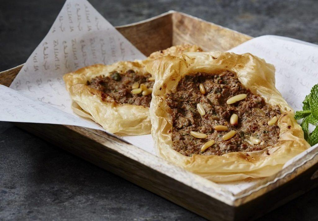 مطعم الحلاب ضمن قائمة افضل مطعم لبناني في دبي