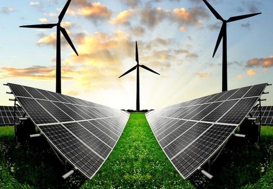 الطاقة المتجدّدة Renewable Energy