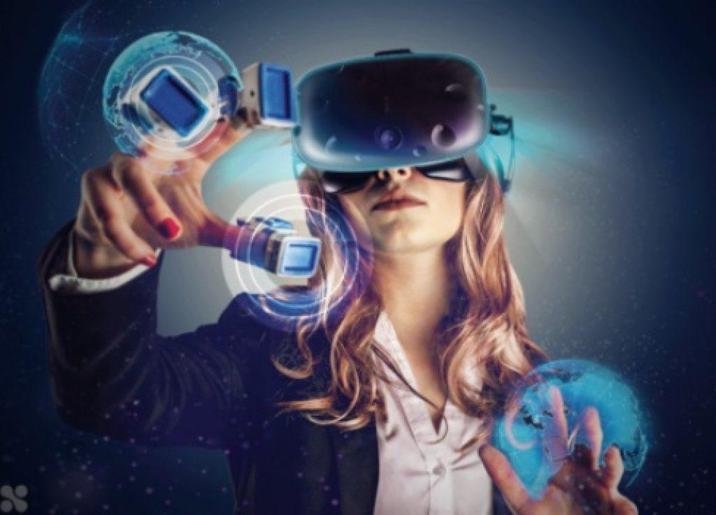 الواقع الافتراضي والواقع المعزّز VR & AR
