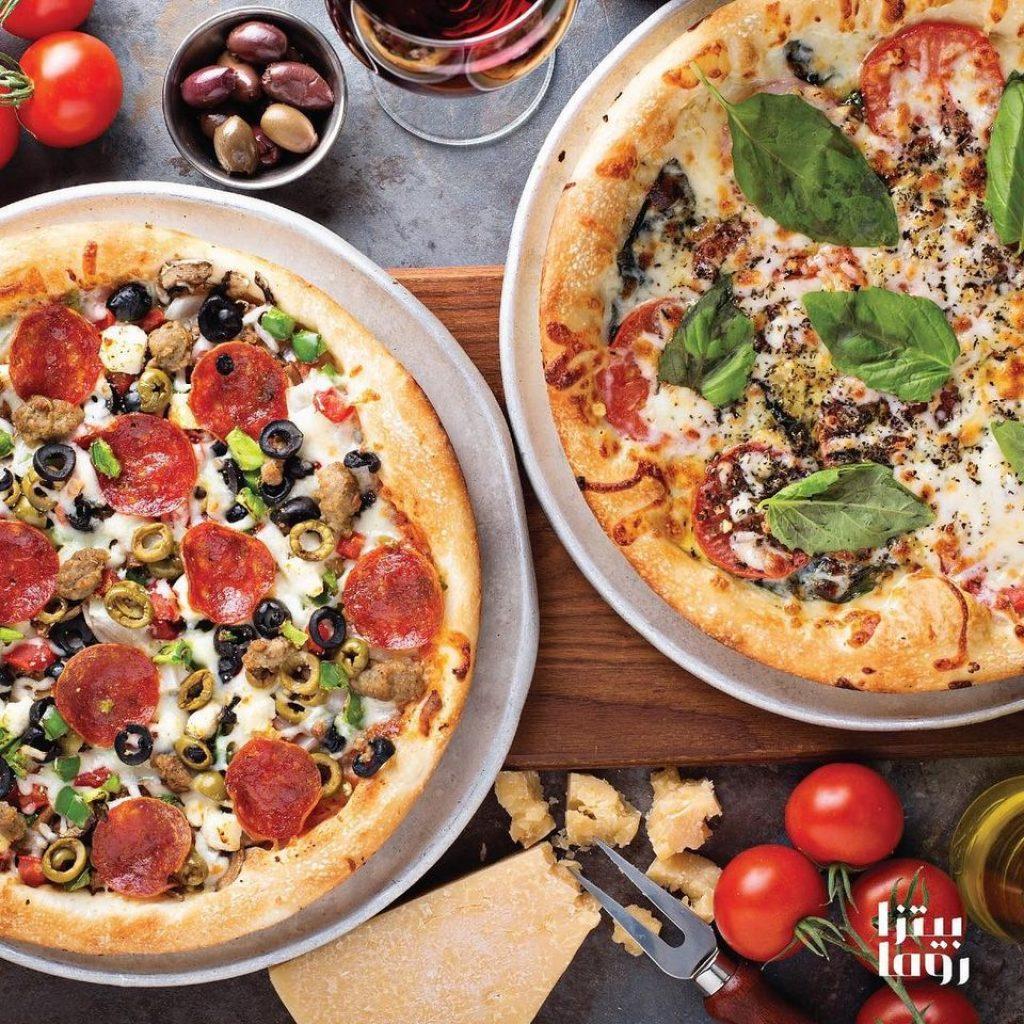 اشهر مطاعم البيتزا في الرياض