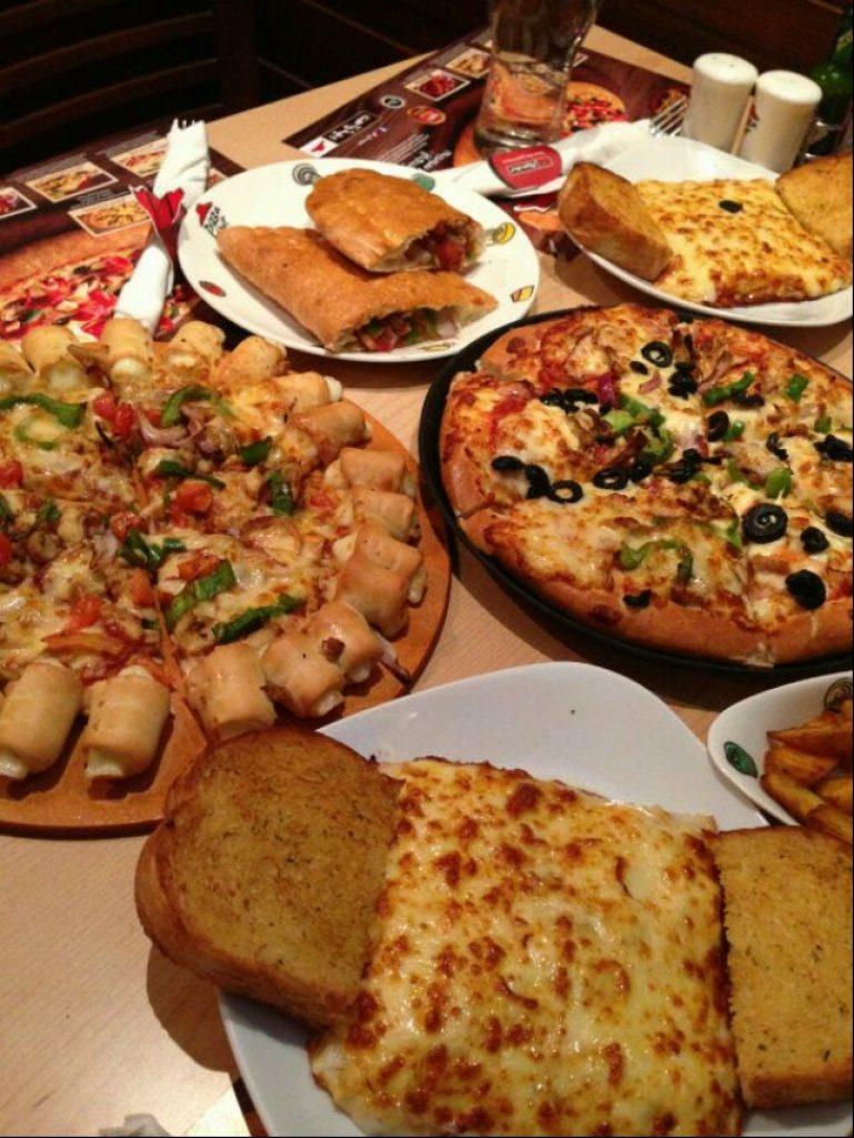 الذ مطاعم البيتزا في الرياض