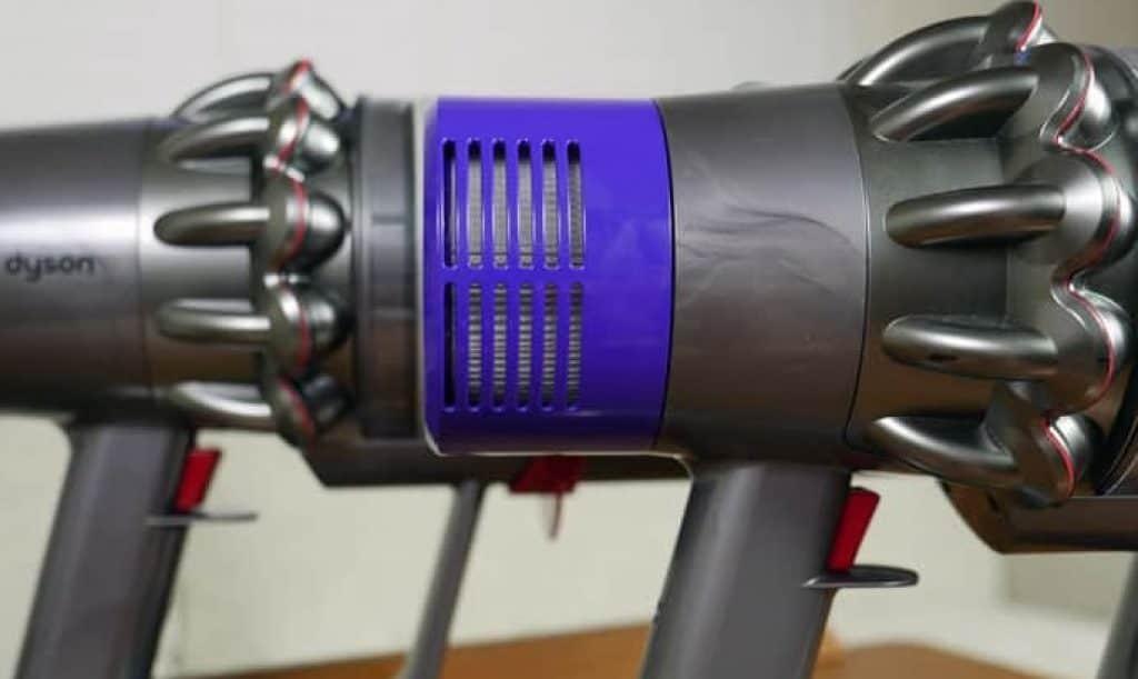 مكنسة دايسون الكهربائية 10 ام دايسون 11