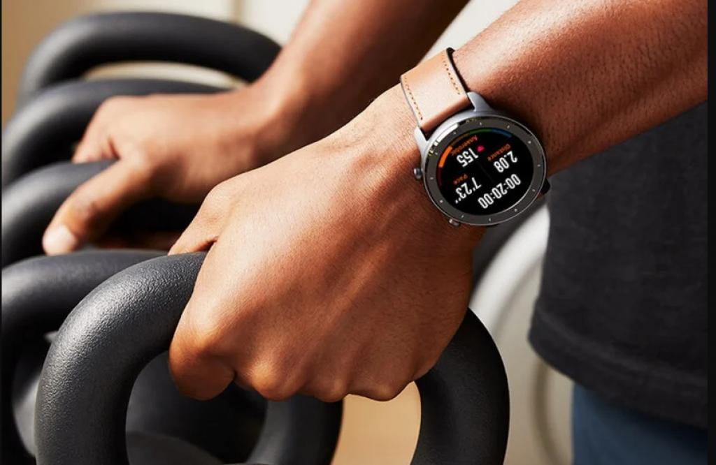 أفضل ساعة ذكية رخيصة : أمازفيت جي تي ار Amazfit GTR