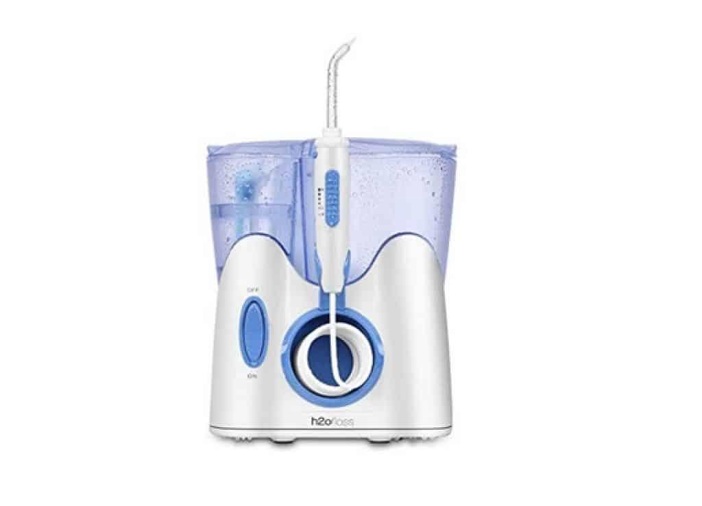 أفضل أنواع أجهزة تنظيف الأسنان H2OFloss Dental Water Flosser