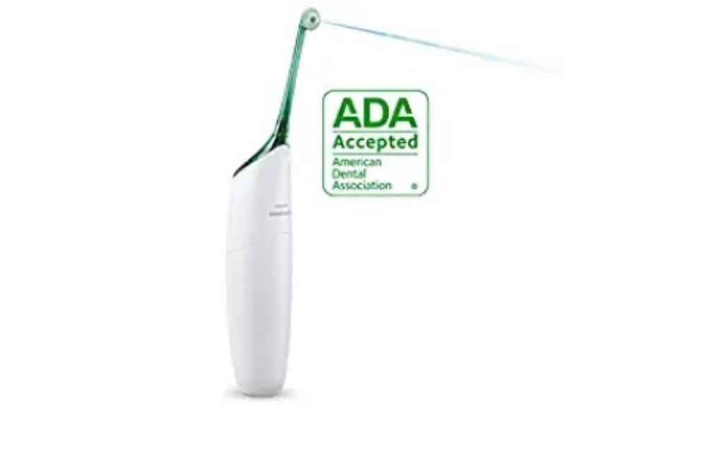 أفضل أنواع أجهزة تنظيف الأسنان بالماء Philips Sonicare Airfloss