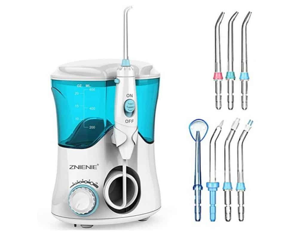 جهاز تنظيف الأسنان بالماء فيليبس