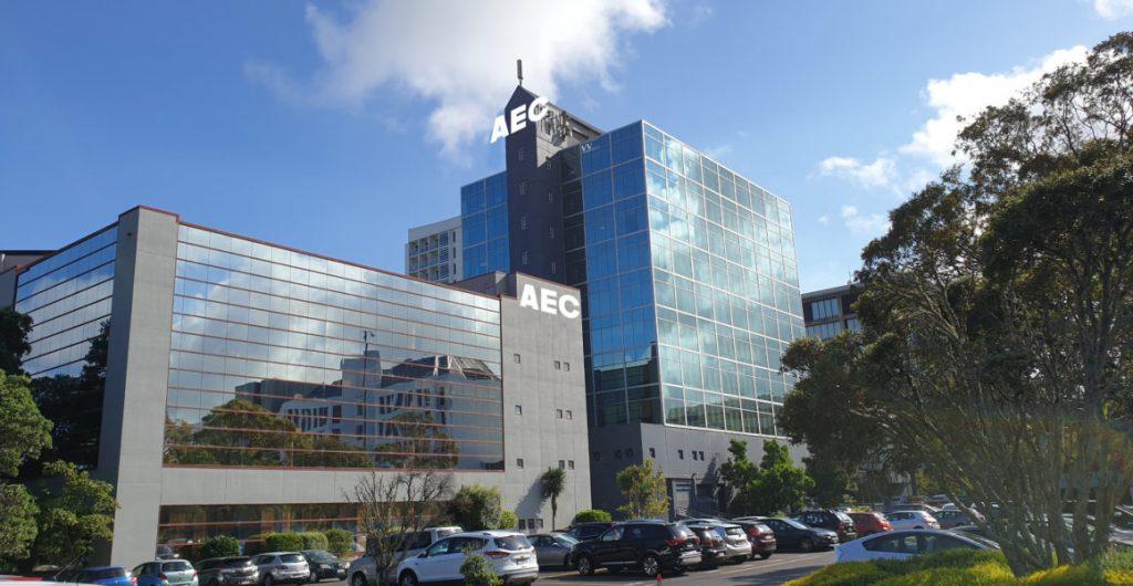 كلية أوكلاند ادنبره ضمن افضل معاهد اللغة الانجليزية في نيوزلندا