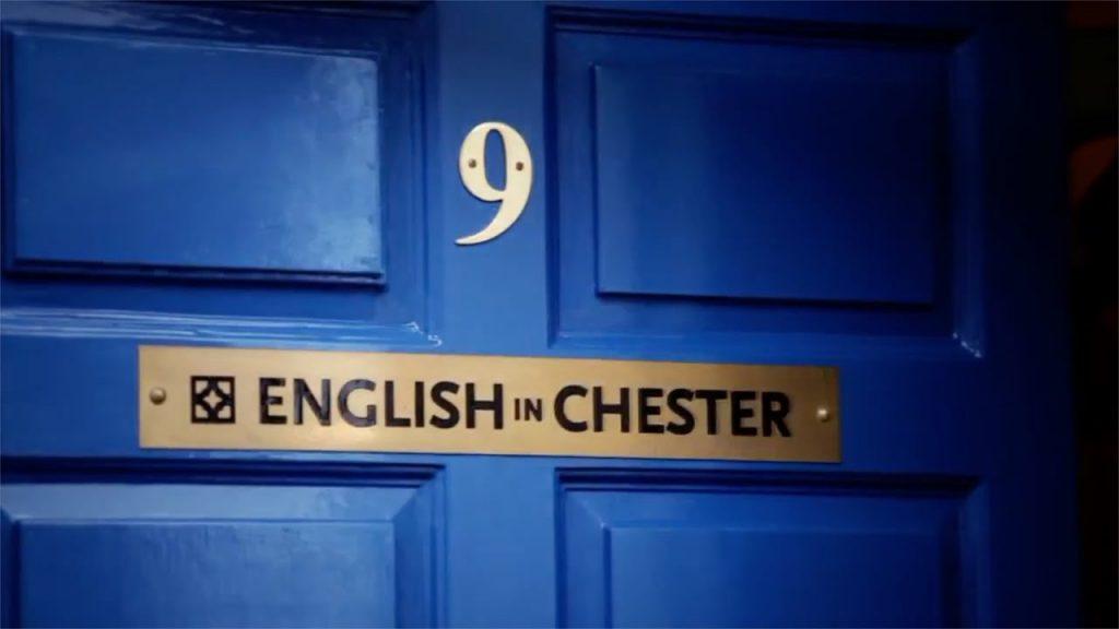 الإنجليزية في تشيستر English in Chester ضمن افضل معاهد اللغة الإنجليزية في بريطانيا