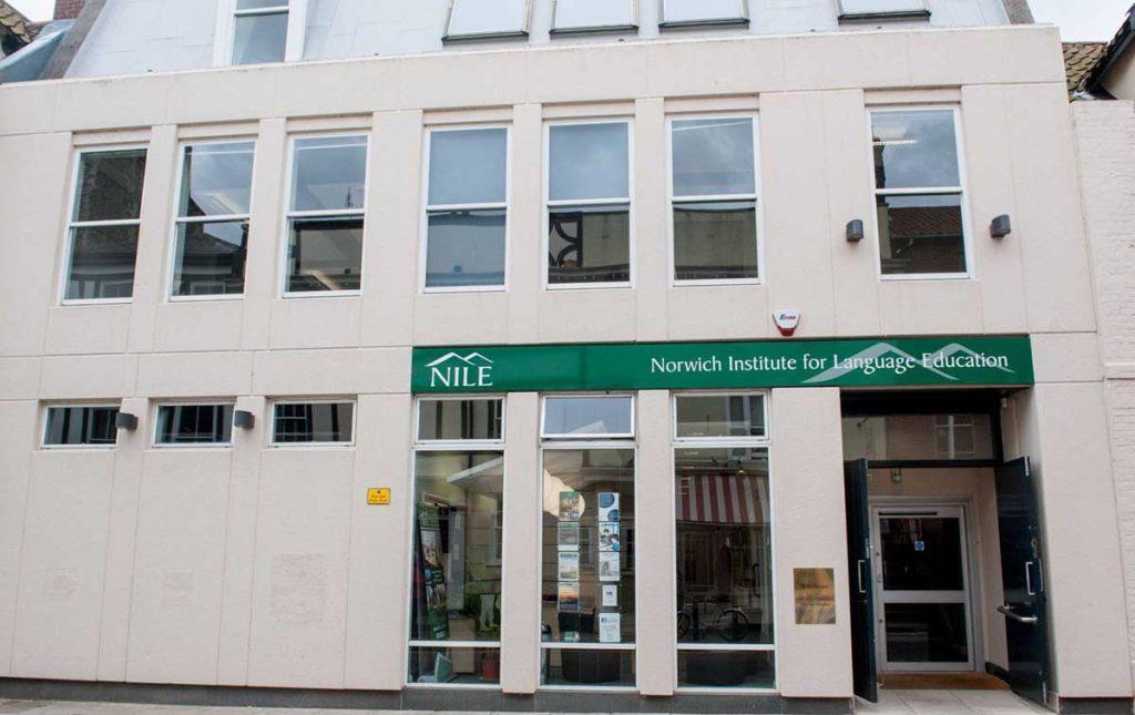 معهد نورويتش لتعليم اللغات ضمن افضل معاهد اللغة الإنجليزية في بريطانيا